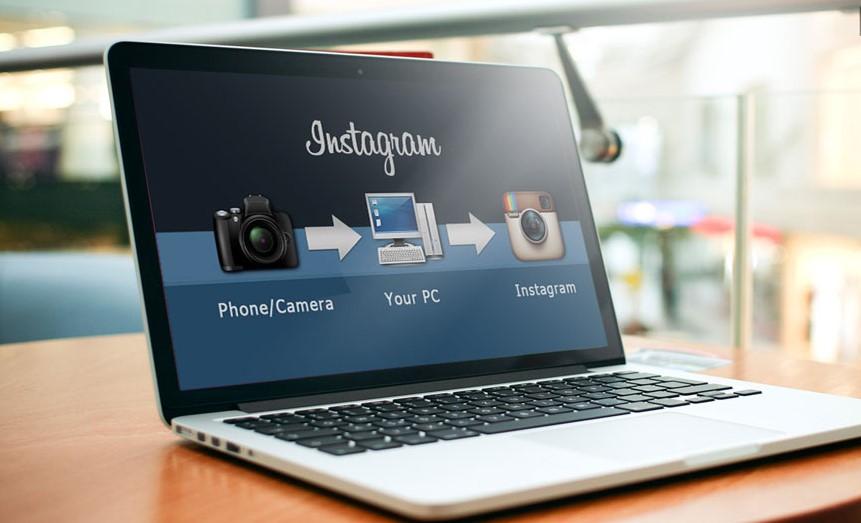 Как загрузить фото в инстаграм через браузер без программ