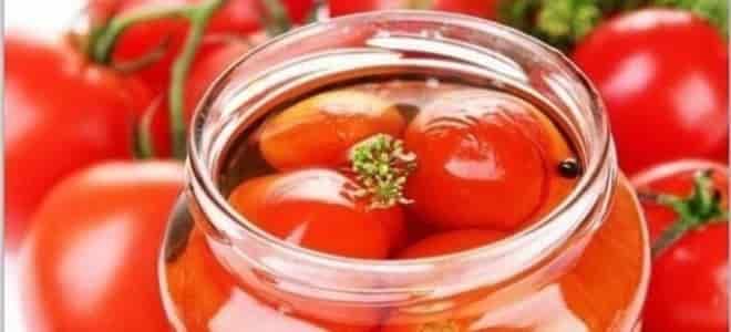 Как закрыть помидоры без уксуса на зиму