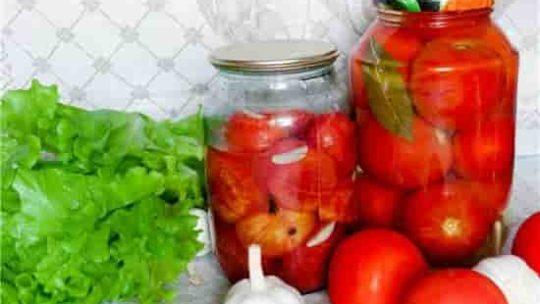 Соления и маринады