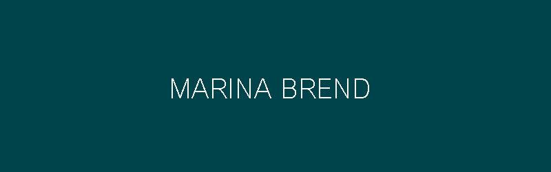 Marina Brend